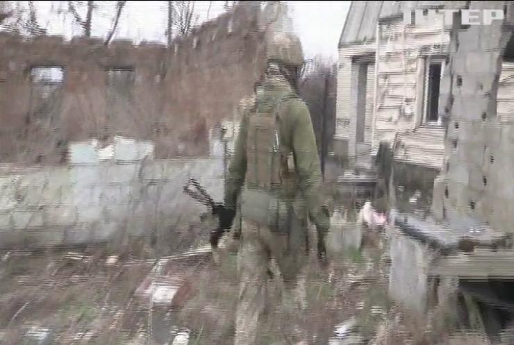На Донбасі зберігається напружена ситуація