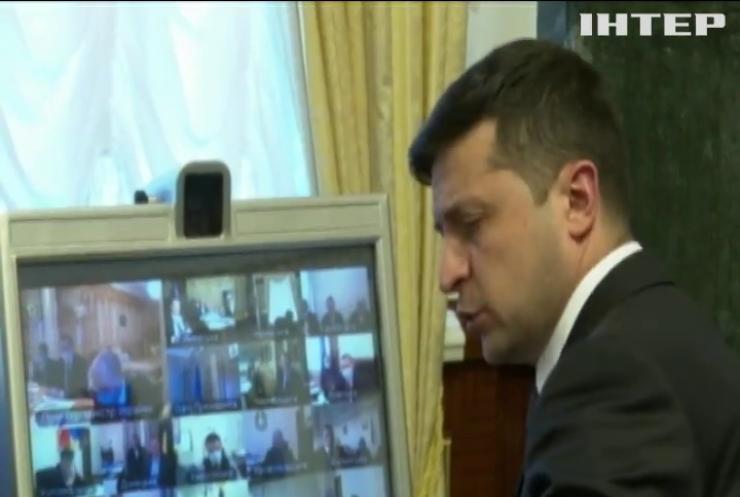 Володимир Зеленський виступив за закриття великих ринків в Україні