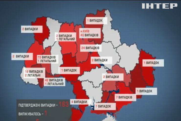 У Києві підтвердили 40 випадків зараження коронавірусом