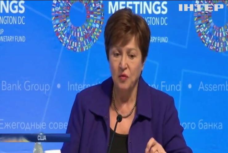 У МВФ відзначили зрушення у співпраці з Україною