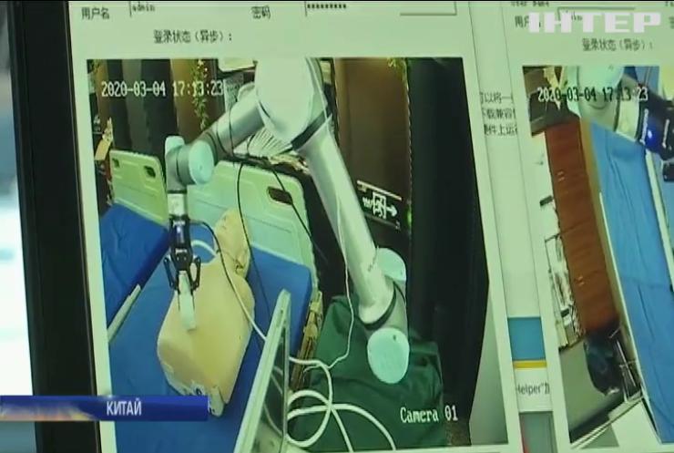 У Китаї можна виявити коронавірус за 10 секунд