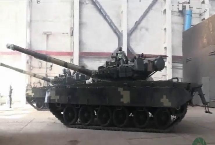 Армія України поповнилась 13 танками