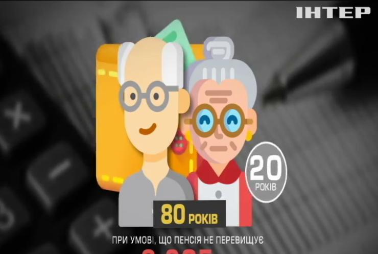 Кабмін затвердив соціальні виплати пенсіонерам
