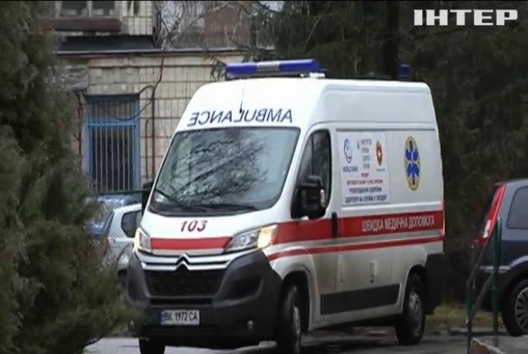 В Україні зростає кількість заражень коронавірусом