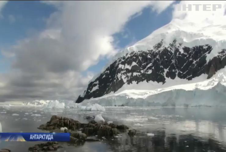 Над Антарктидою почав відновлюватися озоновий шар