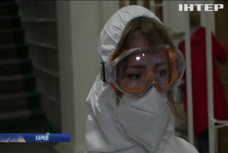 Серед заражених коронавірусом в Україні побільшало молоді та дітей