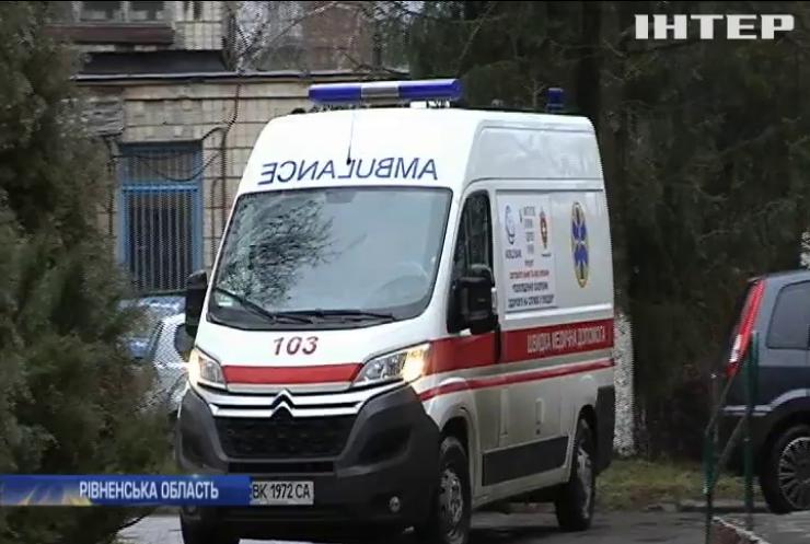 На Рівненщині зафіксували вісім нових випадків Covid-19