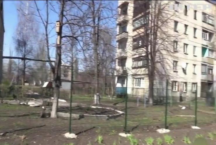 На Донбасі від мінометних обстрілів страждають мирні жителі