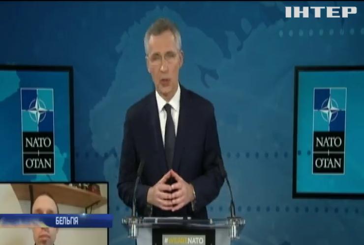 НАТО закликає Росію припинити бойові дії на Донбасі