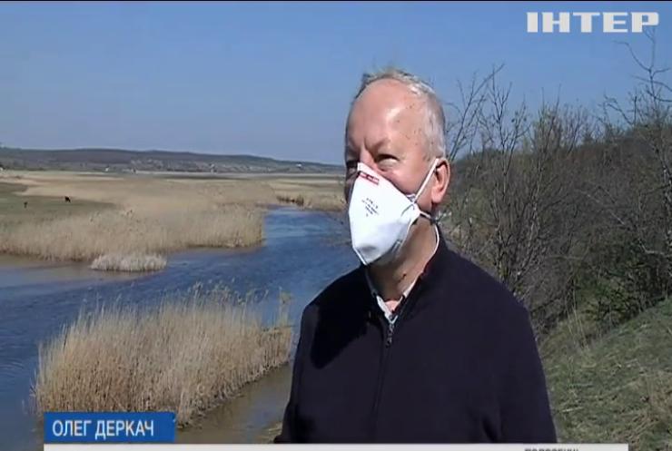 В Україні очікується гостра нестача питної води