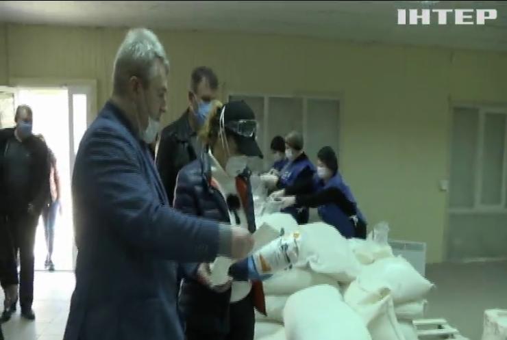 """За підтримки """"Опозиційної платформи - За життя"""" на Донбасі створили Координаційний штаб для медичної та соціальної допомоги мешканцям прифронтової зони - Наталія Королевська"""