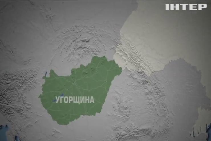 В Угорщині в аварію потрапив автобус з українцями