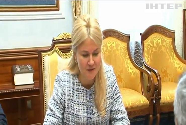 Центральна виборча комісія офіційно зареєструвала Юлію Світличну народним депутатом України