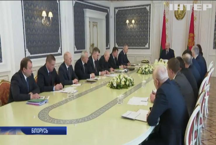 Білорусь попросила грошей у ЄС на боротьбу з коронавірусом