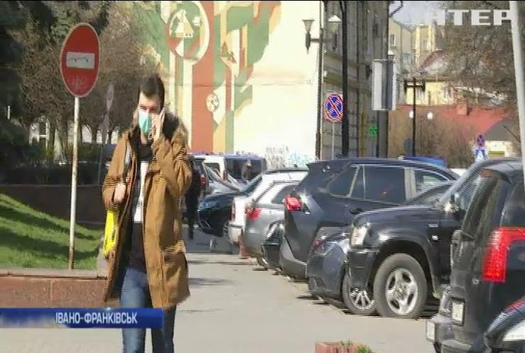 Івано-Франківщина очолила анти-рейтинг захворювань на коронавірус