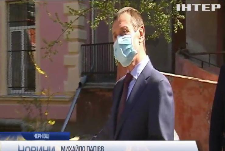 Обласна лікарня Буковини отримала унікальний апарат штучного дихання