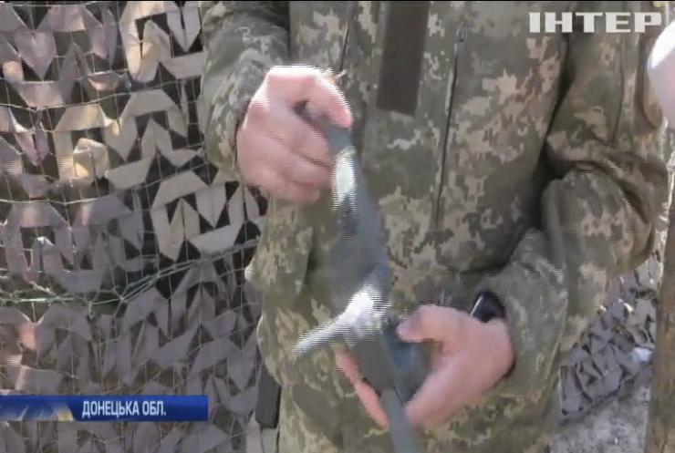 На Луганщині збили ворожий безпілотник
