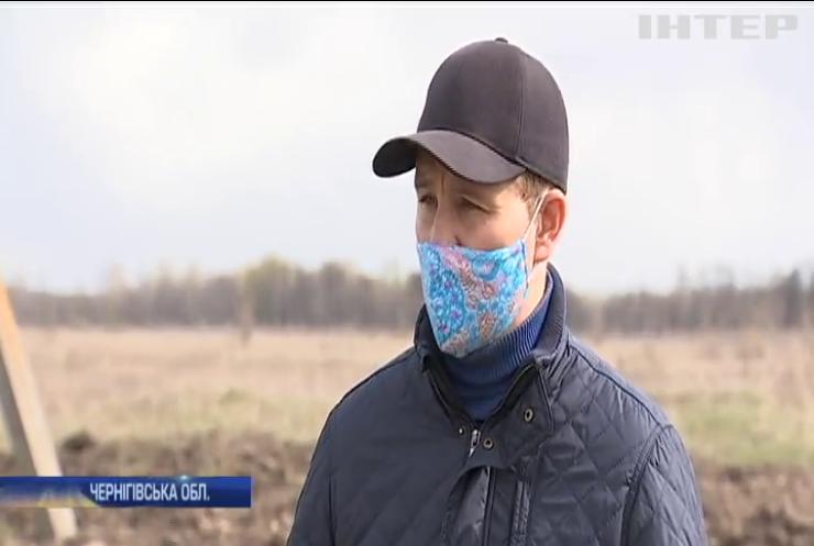 Аграрне беззаконня: прибережну зону річки Десна збирається засіяти