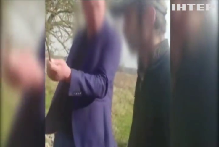 """Правоохоронці затримали """"чорнобильського"""" палія"""