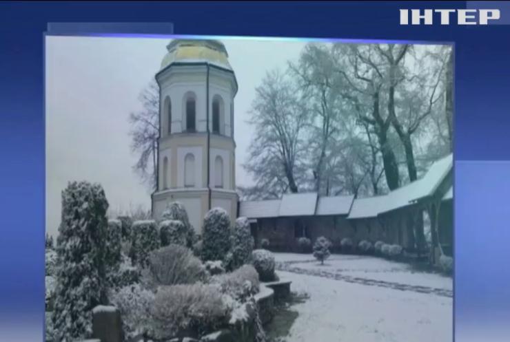 В Україну повернулася зима