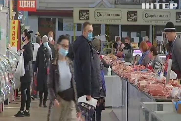 В Україні знову закрили продуктові ринки