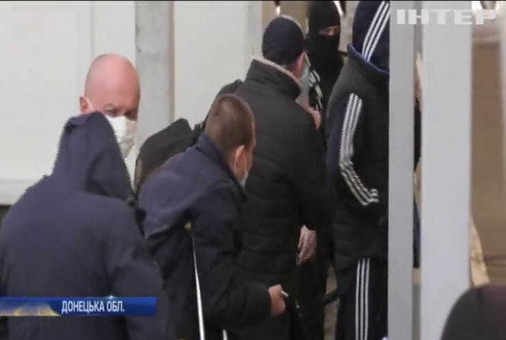 Україна повернула дев'ятьох полонених з так званої ДНР