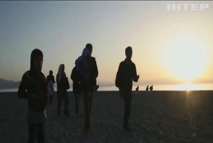 Євросоюз закликали приймати біженців навіть в умовах пандемії