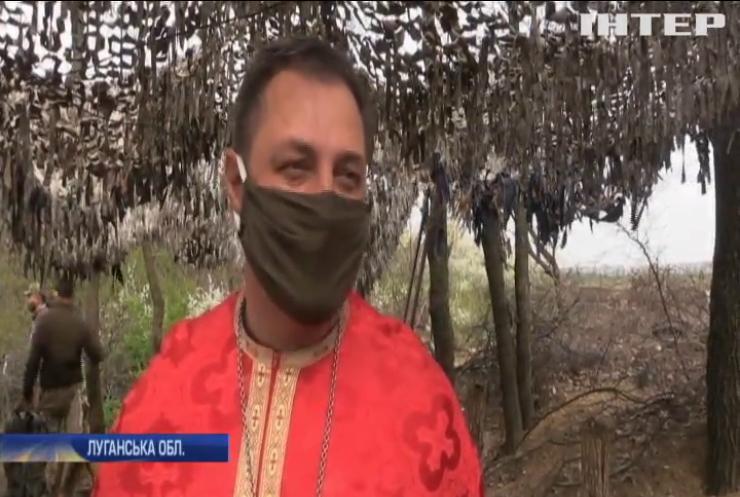 Великдень на Донбасі: бойовики продовжуть обстрілювати позиції оборонців
