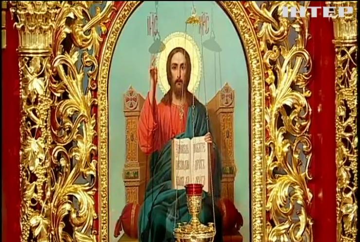 Християни східного обряду відвідали онлайн великодні богослужіння Української православної церкви із резиденції Феофанія та Києво-Печерської Лаври
