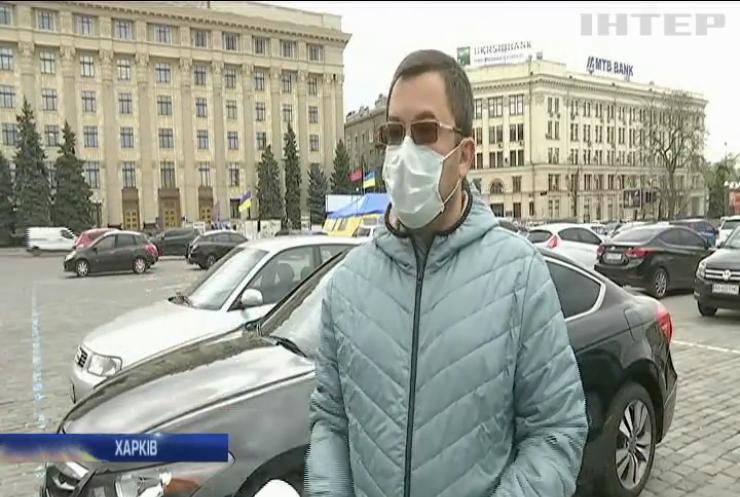 Чому у Харкові не встановлюють паркомати