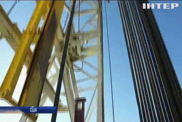 Нафта рекордно впала в ціні