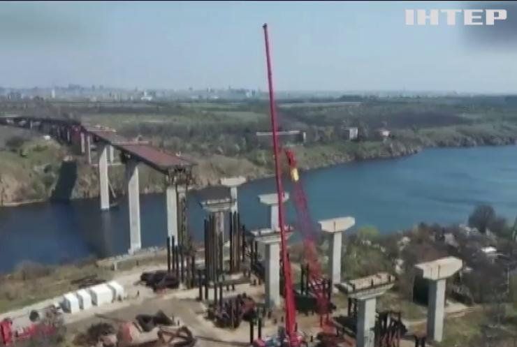 У Запоріжжі планують відкрити новий міст через Дніпро