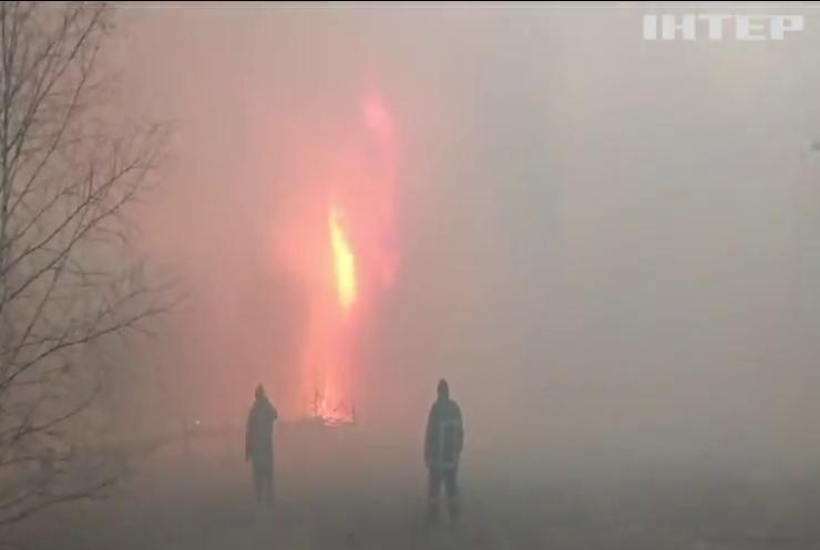 Чому в Україні не припиняються масштабні пожежі