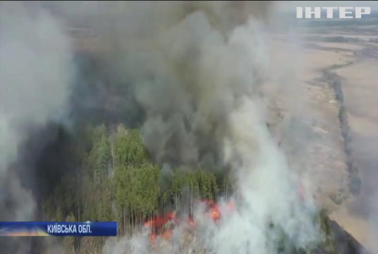 Кому вигідні чорнобильські пожежі