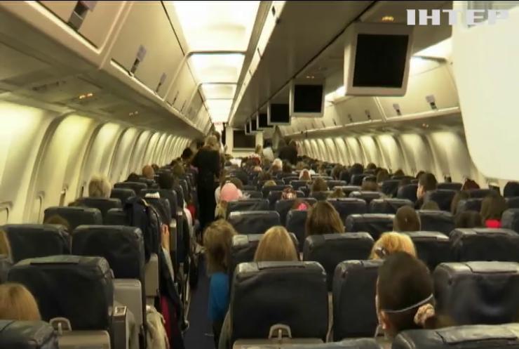 Із охоплених епідемією коронавіруса США евакуювали літак з українцями