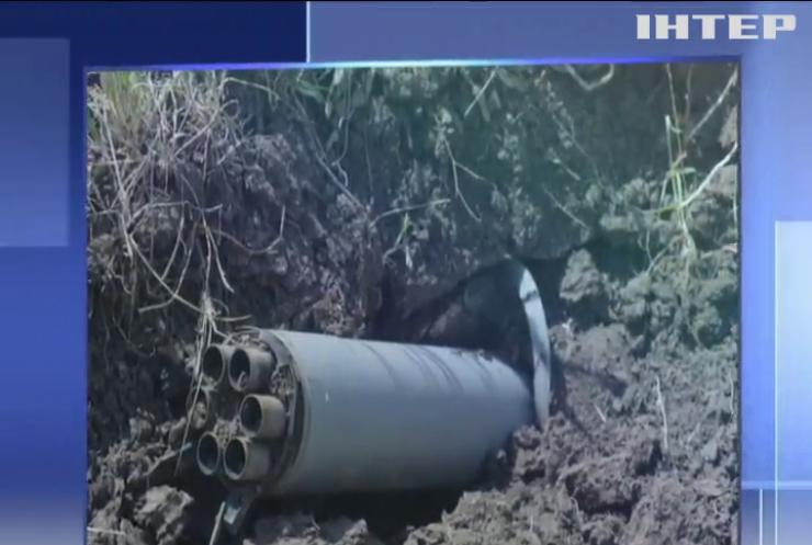 Бойовики обстріляли житловий сектор Павлополя некерованою авіаційною ракетою С-8