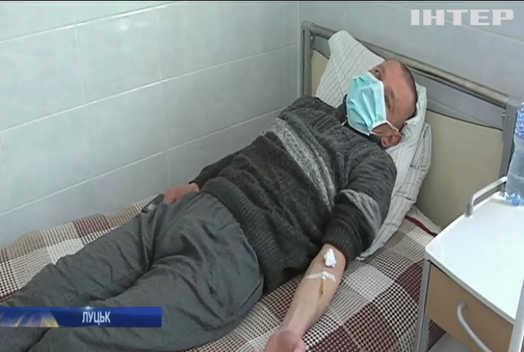 Пацієнти із відкритою формою туберкульозу ризикують опинитись на вулиці