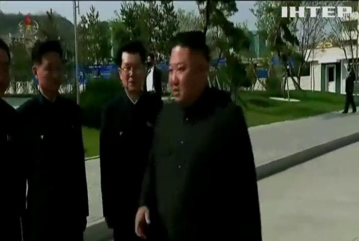 Розвідка Південної Кореї спростувала чутки про хворобу Кім Чен Ина