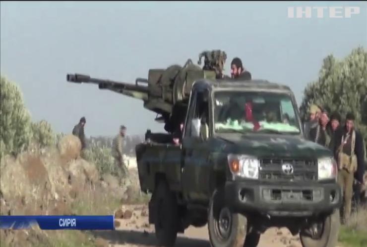 Росія визнала військову присутність у Сирії