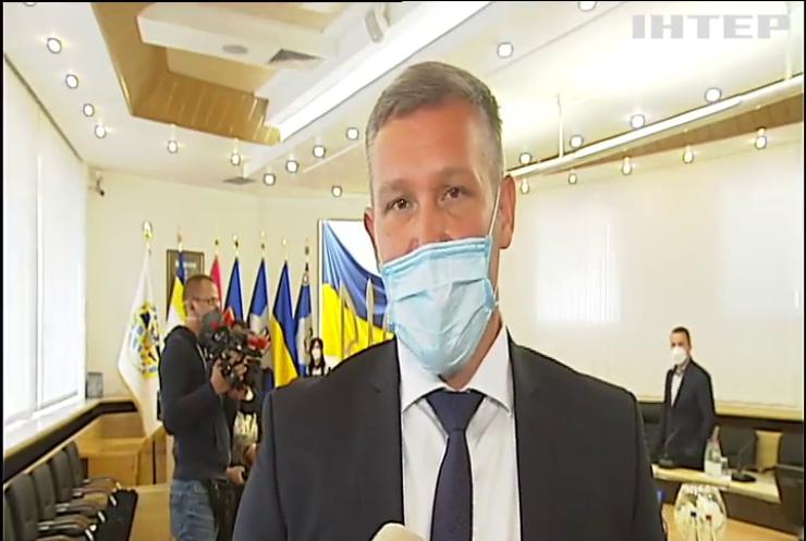 Українських медиків, які повернулися з Італії, відзначили державними нагородами