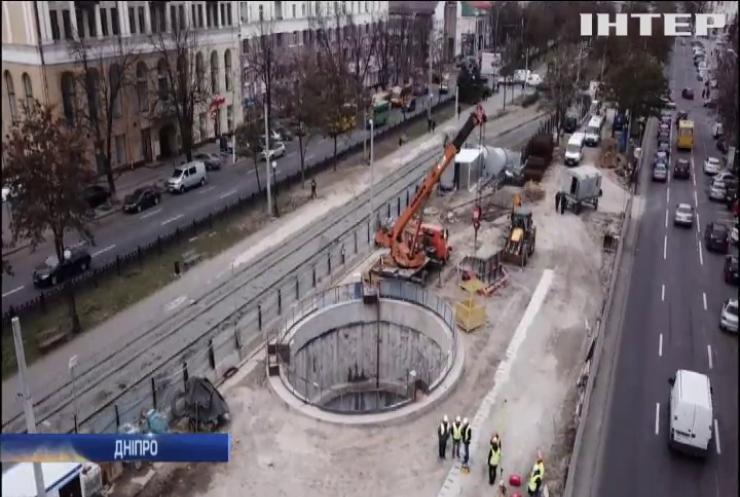 Хто заважає будівництву метро у Дніпрі?