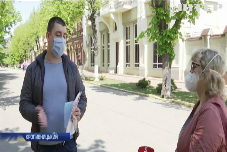 У Кропивницькому викрили канал продажу за кордон захисних масок