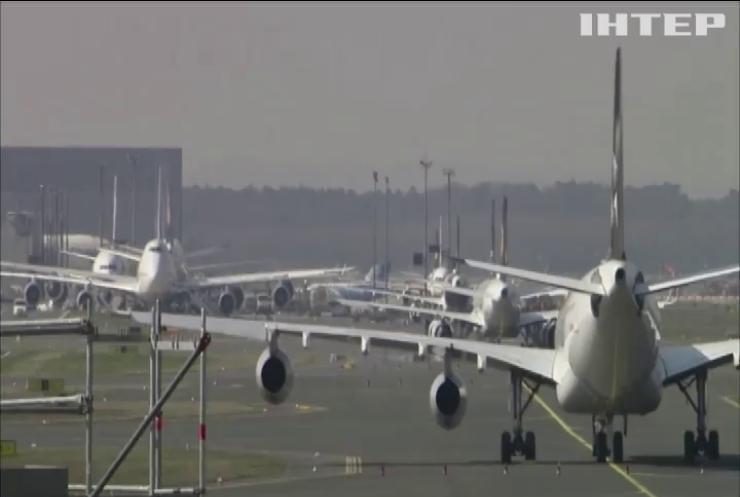 Міжнародні авіакомпанії відновили сполучення з Україною