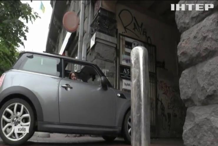 Паркування машин у столиці перетворився на справжній квест