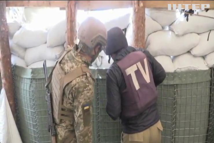 Бойовики намагалися збити безпілотник ОБСЄ на Донбасі