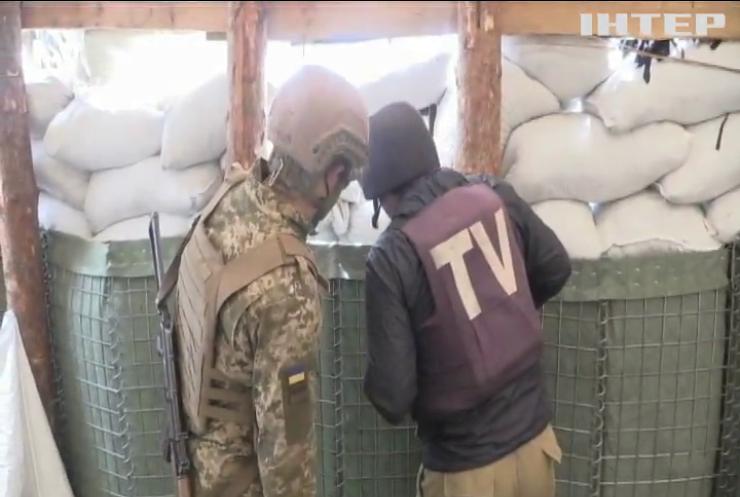 На Донбасі бойовики застосували важкі міномети