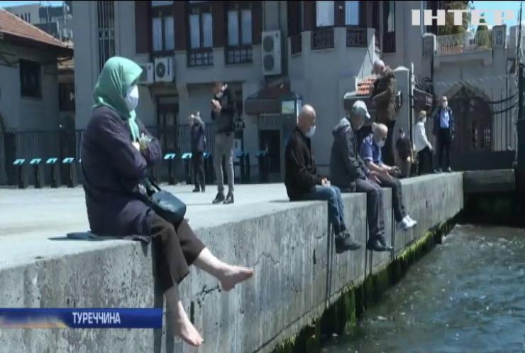 Туреччина запроваджує комендантську годину на Рамадан