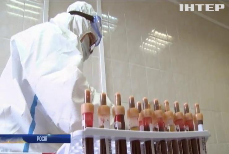 У Росії від COVID-19 померла рекордна кількість медиків