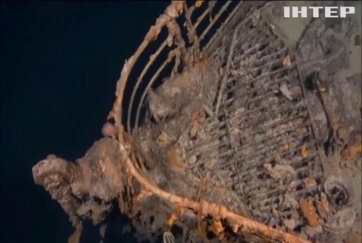 """Дослідникам дозволили розрізати корпус """"Титаніка"""" вперше за 108 років"""