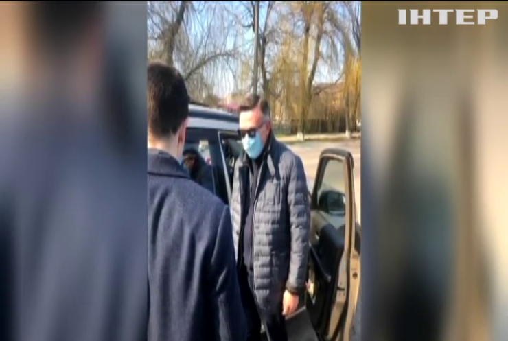 Екс-міністр закордонних справ Леонід Кожара вийшов з СІЗО